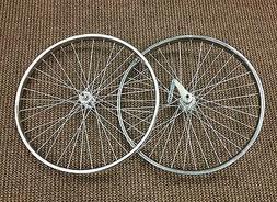BICYCLE WHEELS FIT SCHWINN PHANTOM PANTHER BALLOON TIRE BIKE