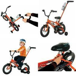 Bicycle With Training Wheels12-Inch Wheels Boy's for ther fi