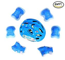BigBoss Bike Helmets for Kids skateboard protective gear wit