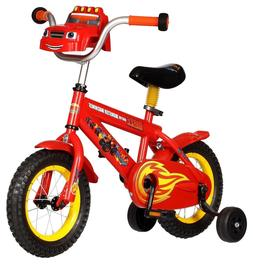 Bike 12 Inch Mongoose Blaze & The Monster Machines Kids