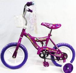 MYBIKE Brand New Girl 12 inch Bicycle Color Purple