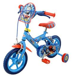Thomas & Friends Thomas Boys' Kids Bike Blue 1 Inch Steel Fr