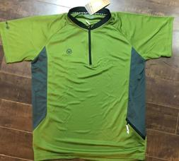 Canari Bike Cycling Ridge Jersey Mens Short Sleeve Shirt Cey
