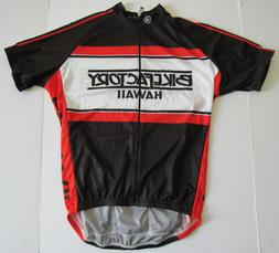 bike factory hawaii full zip cycling jersey