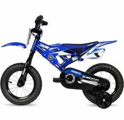 Bike For 2 Year Old BMX 12 Inch Toddler Kids Boys Yamaha Bic