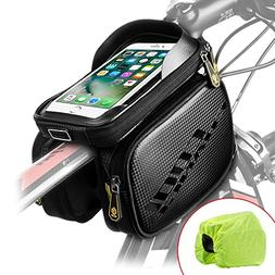 Cool Change Bike Frame Bag Touch Screen | Tough Case | Safty