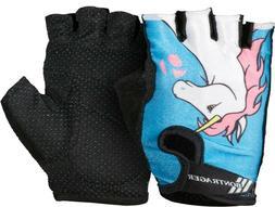 Bontrager Bike Glove for Kids, Unicorn Kids Large/XLarge
