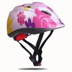 Dostar Kids Bike Helmet – Adjustable Helmet Cycling Scoote