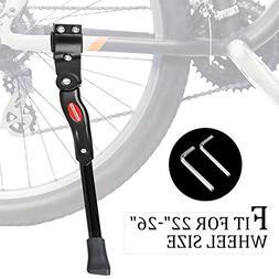 iHomeGarden Bike Kickstand Adjustable Bicycle Kickstand - Bi