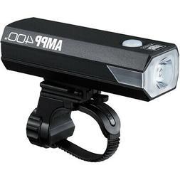 CatEye Bike Light Ampp400 USB - HL-EL084RC  Black - NEW