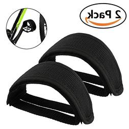 Bike Pedal Straps Adjustable Bicycle Feet Pedal Straps Tongs