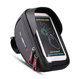 Xplanet Bike Phone Mount Bag, Bicycle Frame Bike Handlebar B
