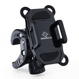 N.ORANIE Universal Bike Phone Mount Phone Holder Cradle for