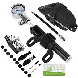 RUNACC Bike Repair Tools Kit Portable 16-in-1 Bicycle Multi-