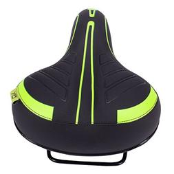 SUNVP Bike Seat Most Comfortable Cycling Bicycle Saddle With