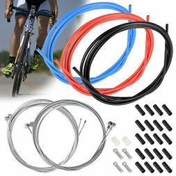 Bike Shifter Housing Front Rear Shift/Brake Inner Cable Set