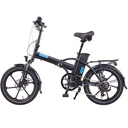 Magnum Bikes Premium 48V Full Power Folding Electric Bike, 5
