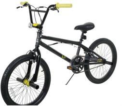 Dynacraft Threat Black And Yellow 20-inch Bike