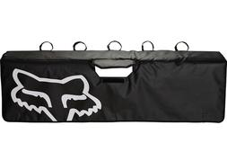FOX RACING BLACK LOGO PREMIUM MTB TAILGATE COVER PAD BIKE CY