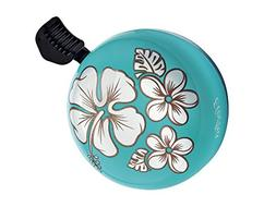 Electra Blue Hawaii Flower Ding Dong Bike Bicycle Bell