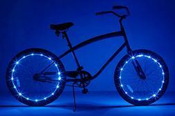 Brightz, Ltd. Wheel Brightz LED Bicycle Accessory Light , Bl