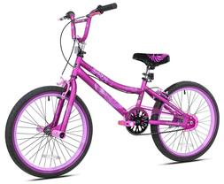 "BMX Bike Kent 20"" Girls 2 Cool  Satin Purple For Ages 8-12"