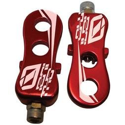 "Insight BMX 3/8"" Chain Tensioner Red 711484320590"