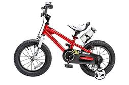 Royalbaby RB14B-6R BMX Freestyle Kids Bike, Boy's Bikes and
