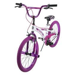 Huffy BMX Girls Bike Jazzmin 20 Inch, Metallic Purple NEW