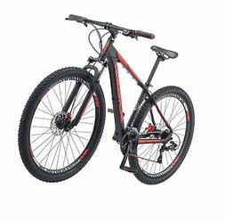 Schwinn Bonafied Mountain Bike, 29-Inch Wheels, Matte Black