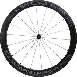 Campagnolo Bora Ultra 50 Dark Tubular Bicycle Wheel Set - 70