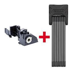Abus Bordo 6000/90 + Bosch Battery Frame Keyed Alike Folding