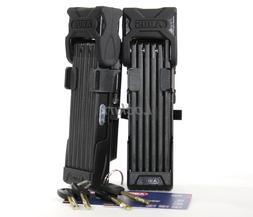 Abus Bordo 6000/90 SH Keyed Alike TwinSet Folding Bike locks