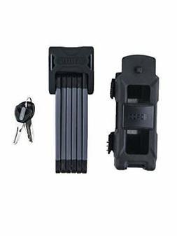 Abus Bordo 6000 Folding Lock 90cm / 5mm Black *Damaged Packa