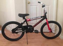 Boys 20 Inch BMX Bike Kids Junior Race Bicycle Road Small Be