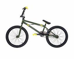 Dave Mirra Boys 8110-07T 20-Inch Leto/Mirraco Bike, Dark Gre