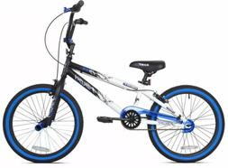 Boys BMX Bicycle 20 Inch Wheels Summer Comfort Freestyle Stu