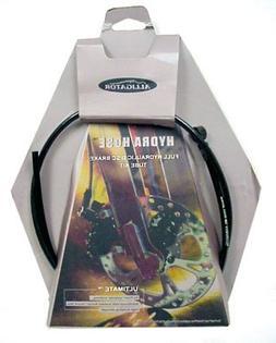 Action Brake Housing Disc Hose Kit Universal Black Mesh