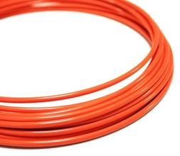 Jagwire 5mm Brake Housing Roll/25', Orange