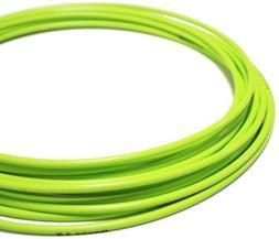 Jagwire 5mm Brake Housing Roll/25', Organic Green