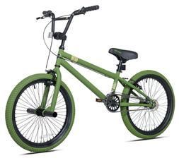 "Brand New Kent 20"" Dread Boy's BMX Bike, Army Green"