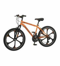 Brand New Mongoose Alert Mag Wheel Bike, 21-speed, 24-inch w