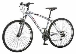 Brand New Schwinn Men's High Timber Bicycle, Grey