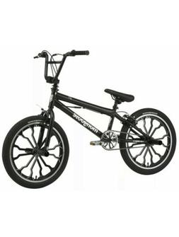 BRAND NEW Mongoose Rebel kids Bike BMX 20-inch Mag Wheels, a
