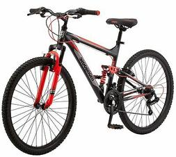 "Brand New Mongoose Status 2.2 Mountain Bike 26"" Wheel Men's"