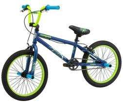 "Mongoose Burst Boys 18"" Sidewalk Bike-Blue"