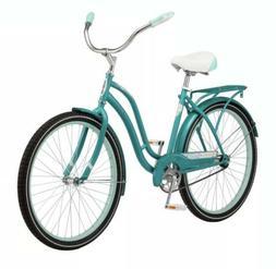 Schwinn Cabo 26″ Women's Cruiser Bike - Teal