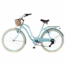 "26"" Women's Schwinn Cabo Cruiser Women's Bike Blue"