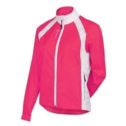 Canari Womens Bike Bicycle Windbreaker Jacket Cycling Runnin