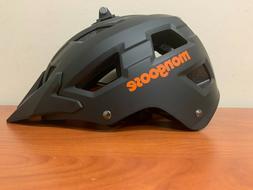 Mongoose Capture Helmet with Go Pro Camera Mount, Black
